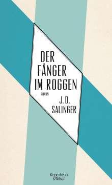 Jerome D. Salinger: Der Fänger im Roggen, Buch