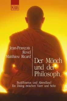 Jean Francois Revel: Der Mönch und der Philosoph, Buch