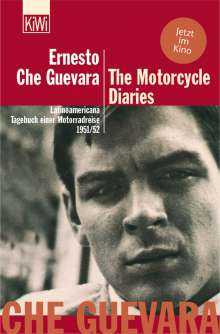 Ernesto Che Guevara: The Motorcycle Diaries, Buch