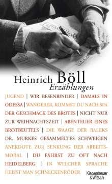 Heinrich Böll: Erzählungen, Buch