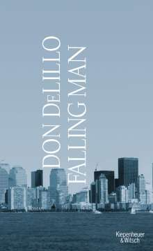Don DeLillo: Falling Man, Buch