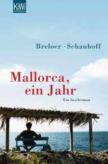 Heinrich Breloer: Mallorca, ein Jahr, Buch