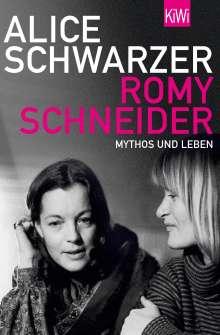 Alice Schwarzer: Romy Schneider, Buch