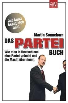 Martin Sonneborn: Das Partei-Buch, Buch