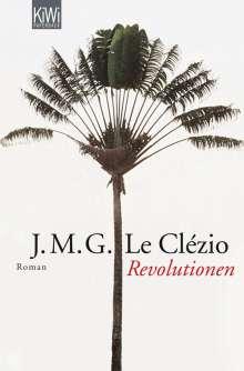 Jean-Marie Gustave Le Clézio: Revolutionen, Buch