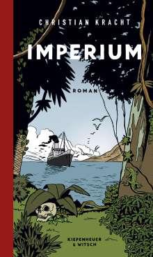 Christian Kracht: Imperium, Buch