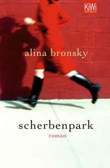 Alina Bronsky: Scherbenpark, Buch