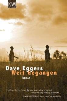 Dave Eggers: Weit gegangen, Buch