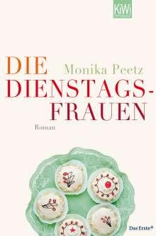 Monika Peetz: Die Dienstagsfrauen, Buch