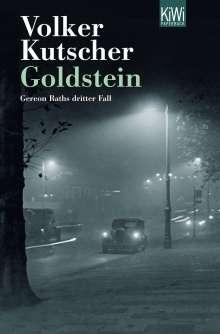 Volker Kutscher: Goldstein, Buch