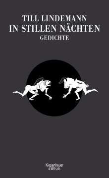 Till Lindemann: In stillen Nächten, Buch