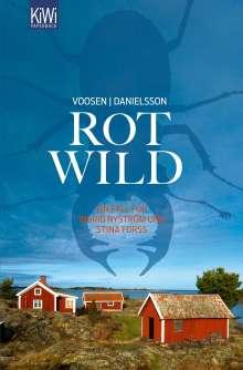 Roman Voosen: Rotwild, Buch