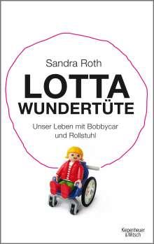 Sandra Roth: Lotta Wundertüte, Buch