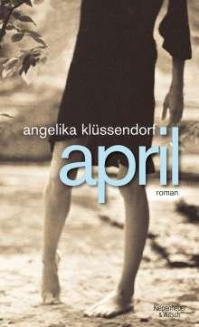 Angelika Klüssendorf: April, Buch