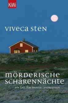 Viveca Sten: Mörderische Schärennächte, Buch