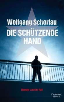Wolfgang Schorlau: Die schützende Hand, Buch