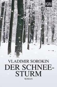 Vladimir Sorokin: Der Schneesturm, Buch