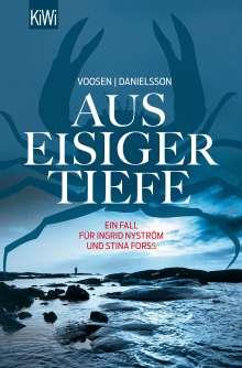 Roman Voosen: Aus eisiger Tiefe, Buch