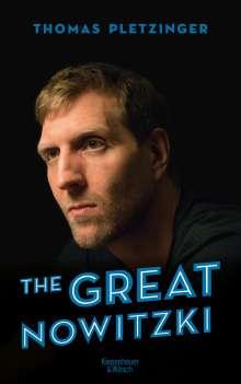Thomas Pletzinger: The Great Nowitzki, Buch