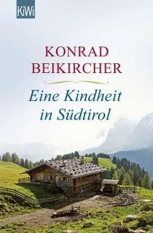 Konrad Beikircher: Eine Kindheit in Südtirol, Buch