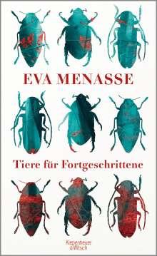 Eva Menasse: Tiere für Fortgeschrittene, Buch