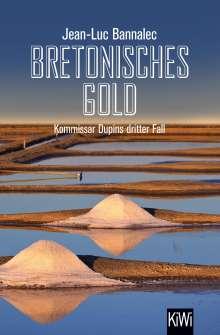 Jean-Luc Bannalec: Bretonisches Gold, Buch