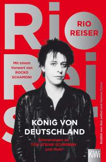 Rio Reiser: König von Deutschland, Buch