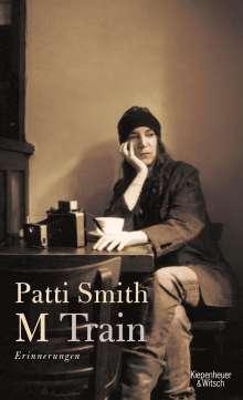 Patti Smith: M Train, Buch