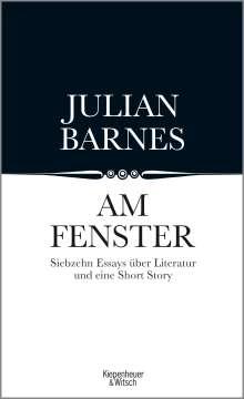 Julian Barnes: Am Fenster, Buch