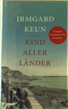 Irmgard Keun: Kind aller Länder, Buch
