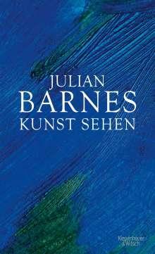 Julian Barnes: Kunst sehen, Buch