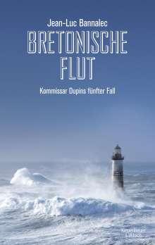 Jean-Luc Bannalec: Bretonische Flut, Buch