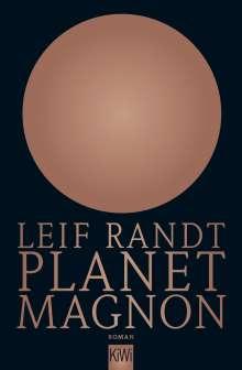 Leif Randt: Planet Magnon, Buch