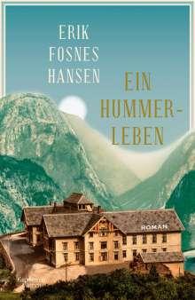 Erik Fosnes Hansen: Ein Hummerleben, Buch