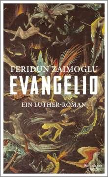 Feridun Zaimoglu: Evangelio, Buch