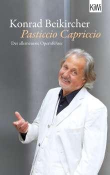 Konrad Beikircher: Pasticcio Capriccio, Buch