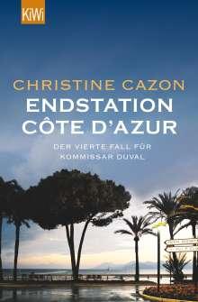Christine Cazon: Endstation Côte d'Azur, Buch