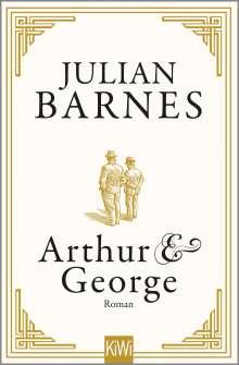 Julian Barnes: Arthur & George, Buch