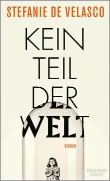 Stefanie De Velasco: Kein Teil der Welt, Buch