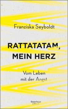 Franziska Seyboldt: Rattatatam, mein Herz, Buch