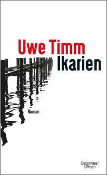Uwe Timm: Ikarien, Buch