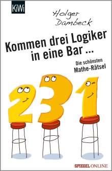 Holger Dambeck: Kommen drei Logiker in eine Bar..., Buch