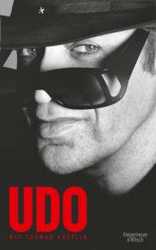 Udo Lindenberg: Udo, Buch
