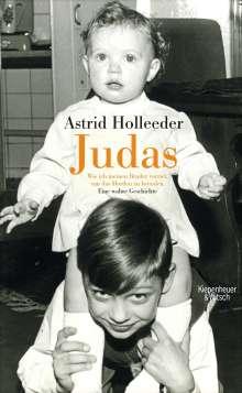 Astrid Holleeder: Judas, Buch