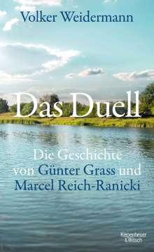 Volker Weidermann: Das Duell, Buch