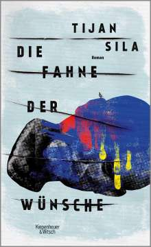 Tijan Sila: Die Fahne der Wünsche, Buch