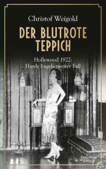 Christof Weigold: Der blutrote Teppich, Buch