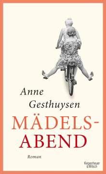 Anne Gesthuysen: Mädelsabend, Buch