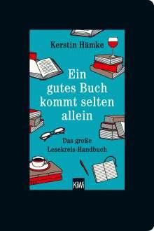 Kerstin Hämke: Ein gutes Buch kommt selten allein, Buch