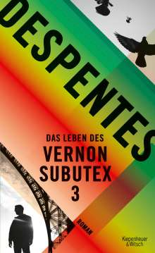 Virginie Despentes: Das Leben des Vernon Subutex 3, Buch